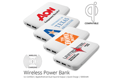 Wireless Power Bank 5000