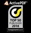 ActivePDF Named 2018 Top Software Publisher