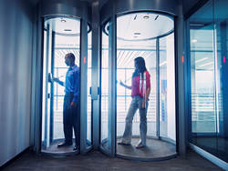 Boon Edam to Showcase Security Entrance Integration at ISC West 2018
