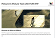 FCPX PIP - Pixel Film Studios Effects - FCPX Plugins