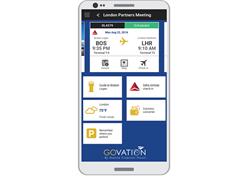 GOvation mobile travel app