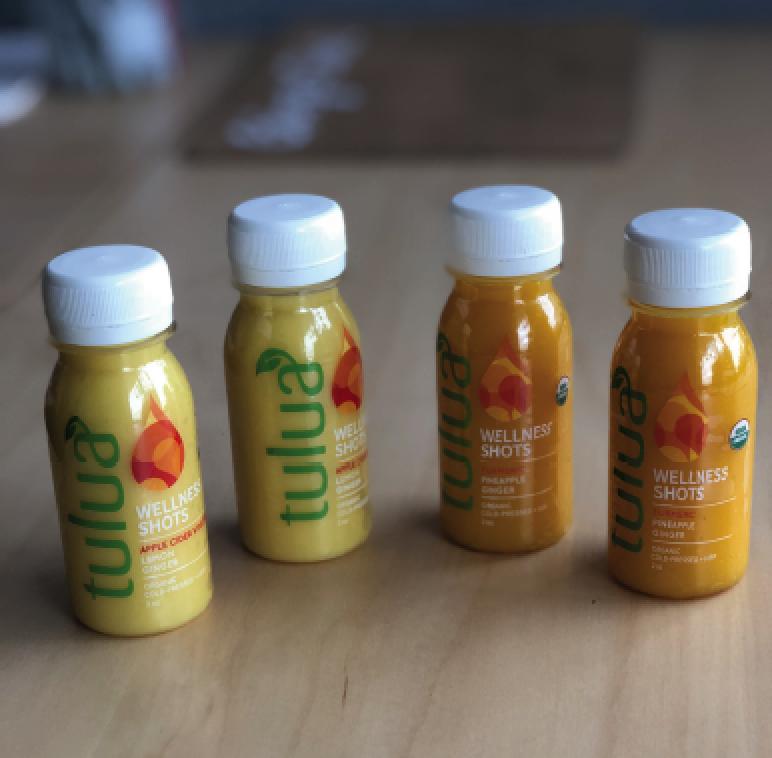 Ginger Shots Launches New Organic Wellness Shots Under