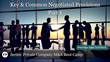 "Financial Poise™ Airs ""PRIVATE COMPANY M&A BOOT CAMP: Key & Common Negotiated Provisions- Part 1"" a Webinar, Airing March 15th, 10AM CST Through West LegalEdcenter"