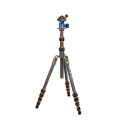 Punks Brian Carbon Fibre Travel Tripod from 3 Legged Thing