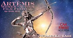 Artemis Women In Action Film Festival 2018 Poster