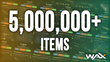 More Than 5 Million In-Game Digital Items Can Now Be Bought And Sold With WAX Tokens