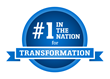 Saint Peter's University Named First in the Nation for Institutional Transformation