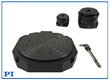Low Profile Air Bearing Rotation Stages for Industrial Applications with Limited Space Provide 0.0015µrad Resolution