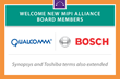 MIPI Alliance Welcomes Bosch and Qualcomm as Promoter Members