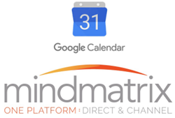With Mindmatrix - Google Calendar integration, the sales and channel enablement platform users will get asset recommendations for contacts who sign up for events