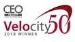 J2 Solutions Awarded Velocity 50 from CEO Report Magazine