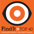The Trade Group Named an Industry's 'Top 40' Exhibit Producer by EXHIBITOR