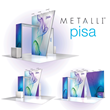 The Trade Group Adds New Exhibit to their METALLI® Line: Introducing the METALLI Pisa