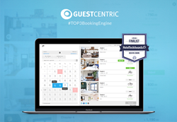 GuestCentric's booking engine recognized by hoteliers in 2018 HotelTechAwards