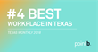 Point B Named a Best Company to Work for in Texas
