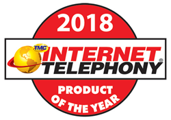 VirtualPBX Dash Phone Plans Win TMC Internet Telephony's 2018 Product of the Year Award