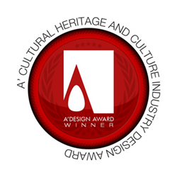A' Cultural Heritage and Culture Industry Design Award