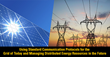 Triangle MicroWorks, Inc. will be Speaking at the IEEE PES T&D Power Forward Conference Covering Distributed Energy Resources (DER) Communications