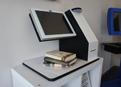 serveIT-compac desktop library self-service kiosk