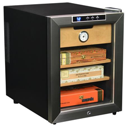 NewAir Electronic Humidor, Climate Controlled | CC-100H