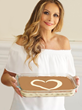 Italian singer Giada Valenti celebrates Tiramisu Day, March 21, with giving away her new single and 5 different Tiramisu recipes