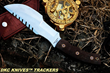 Custom Made Damascus Steel Knives: The Best Hunter Gift for Women