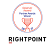 Rightpoint Named Episerver North American Strategic Partner of the Year
