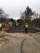 Mabey Inc. Delivers an Emergency Bridge for the Kent County Road Commission in Michigan