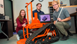 Worcester Polytechnic Institute Students Creating Security Robot Prototype for U.S. Air Force