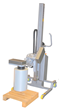 Packline Materials Handling Announce The New Fully Motorised Roll Handling Lifter With Vertical Spindle Attachment For Lifting And Rotating Rolls Of Film And Foil