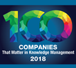 Interfacing Technologies Included in KM World's 100 Companies That Matter in Knowledge Management