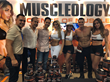 Team Muscleology takes on Colombia at the Expo Fitness 2018