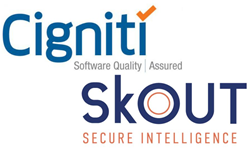 SkOut Secure Intelligence and Cigniti
