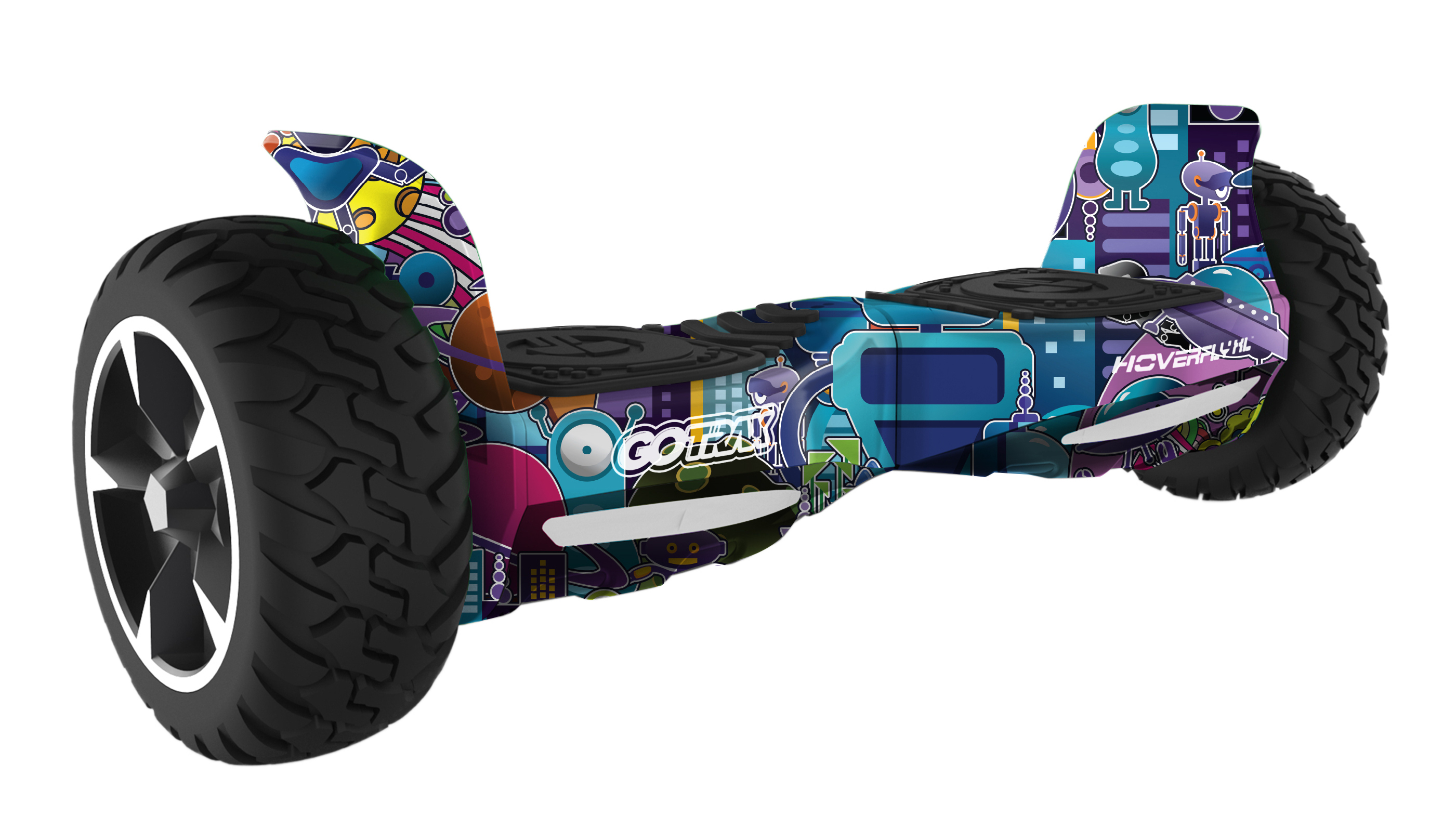 Water Hoverboard For Sale >> GOTRAX Releases Limited Edition GALAXY Versions of its Best Selling Hoverboards