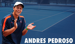 Andres Pedroso Nike Tennis Camp University of Virginia