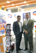 Arun Sharma, Country-Head, and Richard Apodaca, Director International for Uniweld Products