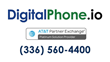 Leading Hosted Telecommunications Firm DigitalPhone.io Enhances Mobile App for Hosted VoIP Solution