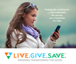 Live.Give.Save., Woman-Owned Startup in Rural Minnesota, Selected to Participate in Nation's Leading Fintech Accelerator
