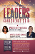 Thee House Uv Beth-El & Reaping The Harvest Ministries To Host First Annual Leaders Conference, March 23-24, 2018