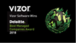 Vizor Software Named One of Ireland's Best Managed Companies