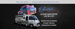 New Custom Food Trucks For Sale