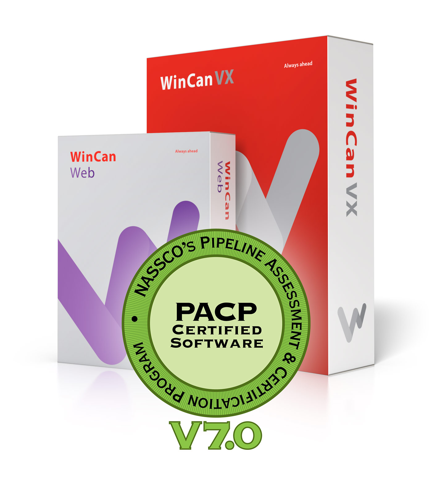 Wincan Awarded Pacp Version 7 Certification From Nassco