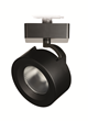 Targetti's Zeno luminaire with integrated LensVector liquid crystal beam shaping technology.