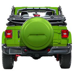 Boomerang Jeep Wrangler JL Color-matched Rigid™ Tire Cover - Mojito