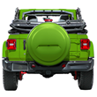 Boomerang Launches Tire Cover Line Designed for New Jeep Wrangler JL Backup Camera System