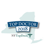 Dr. Elena Rogova is Named a 2018 Top Doctor by NY Top Docs