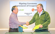 LED Lighting Partnership Leads to American Jobs