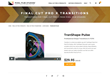 Pixel Film Studios Developers Release TranShape Pulse for Final Cut Pro X.