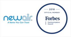 NewAir joins Forbes Communications Council