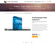 Developers at Pixel Film Studios Announce the Release of ProParagraph Web Volume 3 for Final Cut Pro X